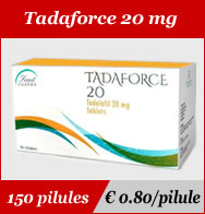 Tadaforce 20mg